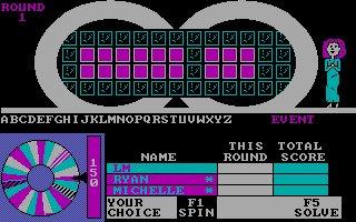 Imagen del juego Wheel Of Fortune