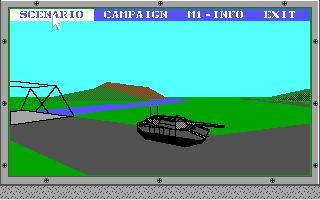 Imagen del juego Abrams Battle Tank