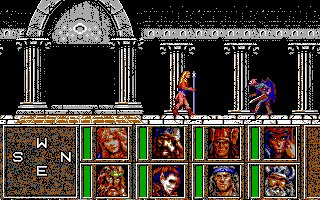 Imagen del juego Advanced Dungeons And Dragons: Heroes Of The Lance