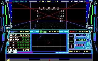 Imagen del juego Echelon (1988)