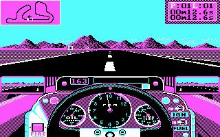 Imagen del juego Grand Prix Circuit