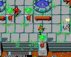 Imagen del juego Ny Warriors