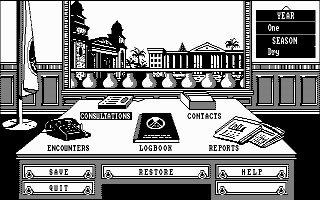Imagen del juego Hidden Agenda