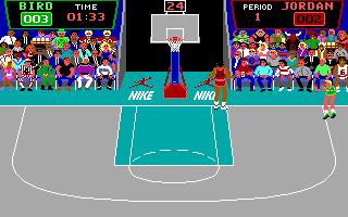 Imagen del juego Jordan Vs. Bird: One On One