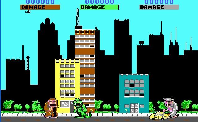 Imagen del juego Rampage