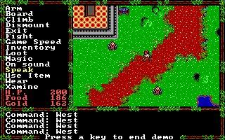 Imagen del juego Questron Ii