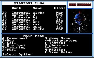 Imagen del juego Star Command