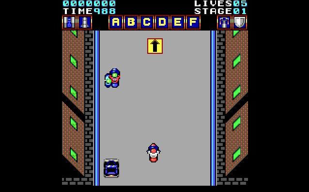 Imagen del juego Action Fighter