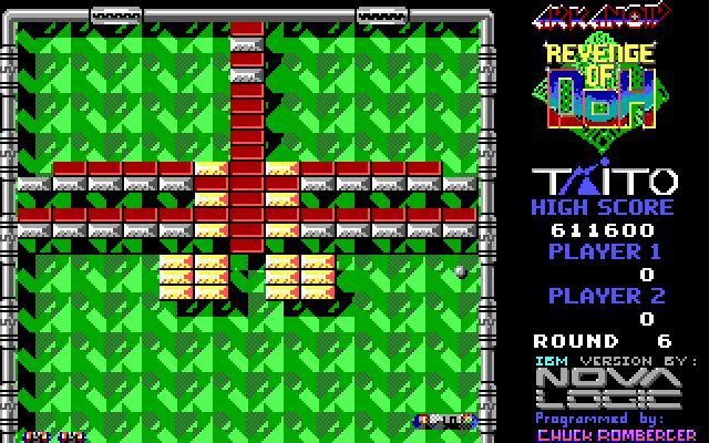 Imagen del juego Arkanoid Ii: Revenge Of Doh