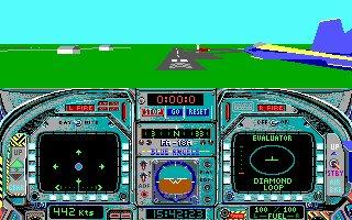 Imagen del juego Blue Angels