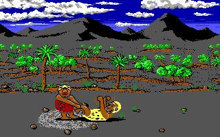 Imagen del juego Caveman Ugh-lympics
