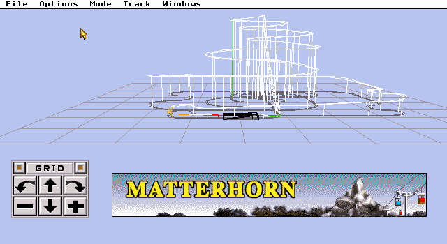 Imagen del juego Coaster