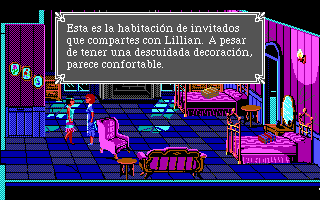 Imagen del juego Colonel's Bequest: A Laura Bow Mystery, The