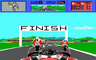 Imagen del juego Cycles: International Grand Prix Racing, The