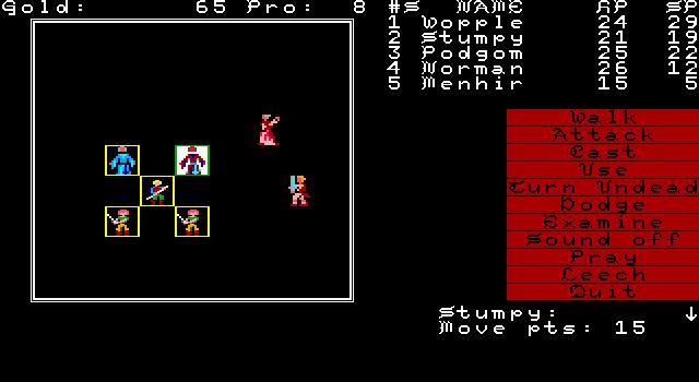 Imagen del juego Demon's Winter