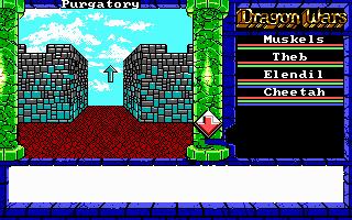 Imagen del juego Dragon Wars