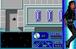 Imagen del juego Michael Jackson: Moonwalker