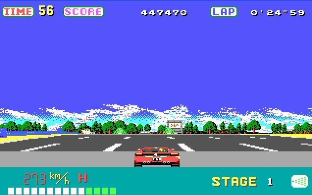 Imagen del juego Out Run