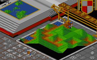 Imagen del juego Populous
