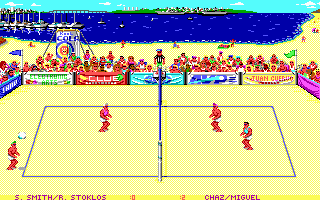 Imagen del juego Kings Of The Beach