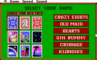Imagen del juego Hoyle Official Book Of Games