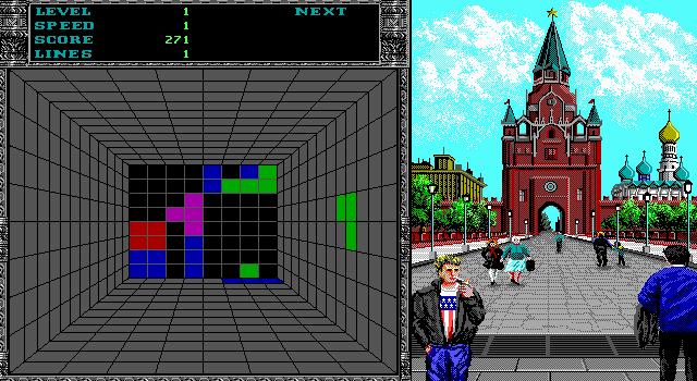 Imagen del juego Welltris