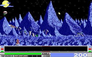 Imagen del juego Revenge Of Defender (a.k.a. Starray)
