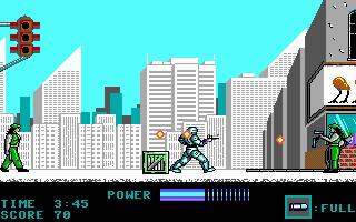 Imagen del juego Robocop