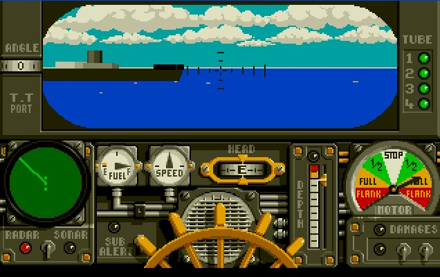 Imagen del juego Ads: Advanced Destroyer Simulator