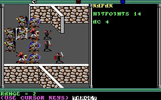 Imagen del juego Advanced Dungeons And Dragons: Champions Of Krynn