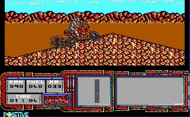 Imagen del juego African Trail Simulator