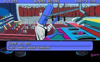 Imagen del juego Altered Destiny