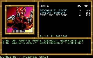 Imagen del juego Buck Rogers: Countdown To Doomsday