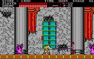 Imagen del juego Castlevania