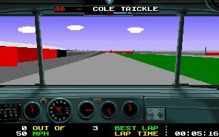 Imagen del juego Days Of Thunder