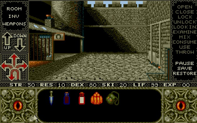 Imagen del juego Elvira Mistress Of The Dark
