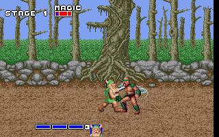 Imagen del juego Golden Axe