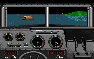 Imagen del juego Gunboat