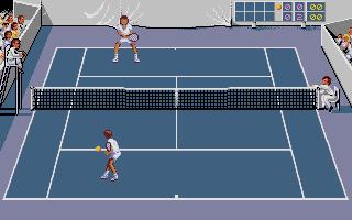 Imagen del juego Jimmy Connors Pro Tennis Tour