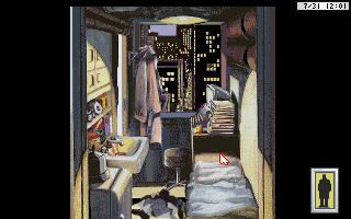 Imagen del juego Rise Of The Dragon