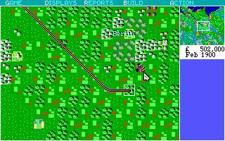 Imagen del juego Sid Meier's Railroad Tycoon