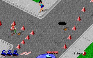 Imagen del juego Rollerblade Racer