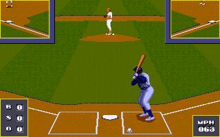 Imagen del juego Tv Sports Baseball