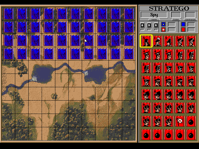 Imagen del juego Stratego: The Computer Game