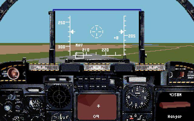 Imagen del juego A-10 Tank Killer