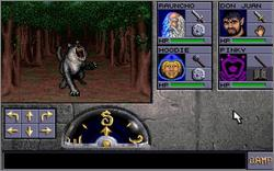 Imagen del juego Advanced Dungeons And Dragons: Eye Of The Beholder Ii – The Legend Of Darkmoon