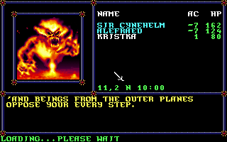 Imagen del juego Advanced Dungeons And Dragons: Pools Of Darkness