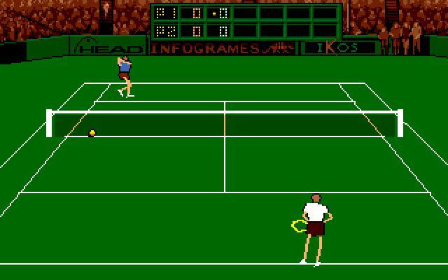 Imagen del juego Advantage Tennis