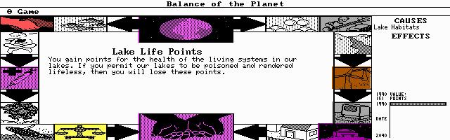 Imagen del juego Balance Of The Planet