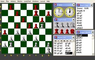 Imagen del juego Chessmaster 3000, The